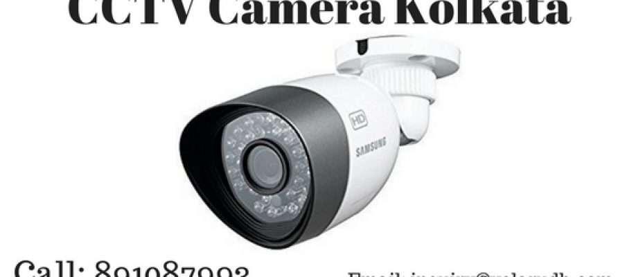 CCTV Camera Kolkata