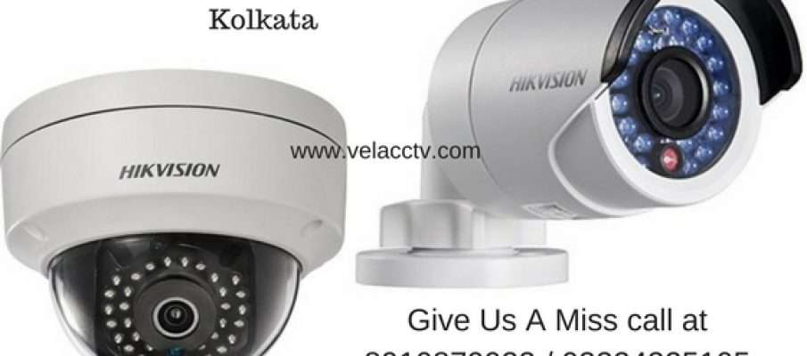 Hikvision CCTV Camera Price List in Kolkata