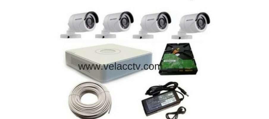 Hikvision CCTV Camera Setup