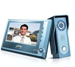 video door phone, home security systems kolkata