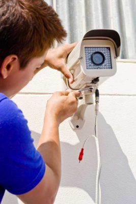 How to install a CCTV surveillance system
