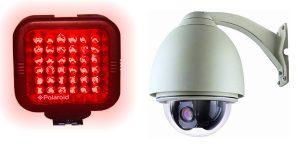 External vs Internal IR Cameras