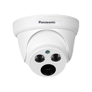 Panasonic PI-HFN103AL HD Analog Day-Night Fixed IR Dome Camera