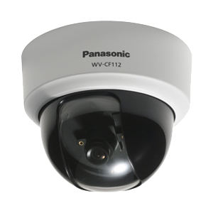 Panasonic WV-CF112 Day/Night Fixed Dome Camera