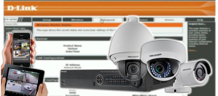 How to setup security camera IP address using a NVR
