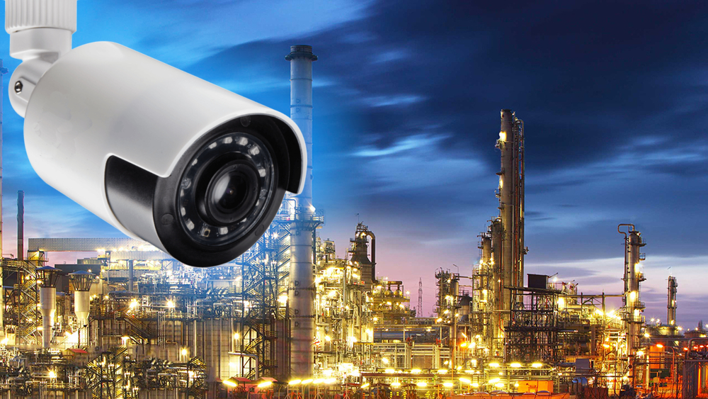 Security Cameras for Industrial Usage