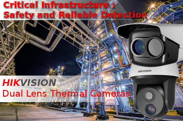 Critical Infrastructure – Safety and Reliable Detection
