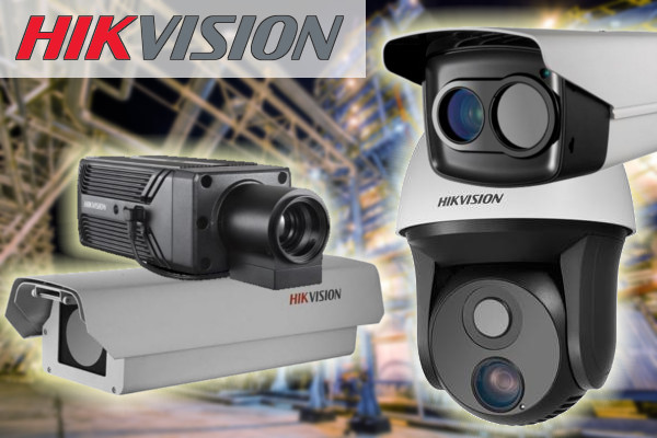 HIKVISION Dual Lens Thermal Cameras - Specification