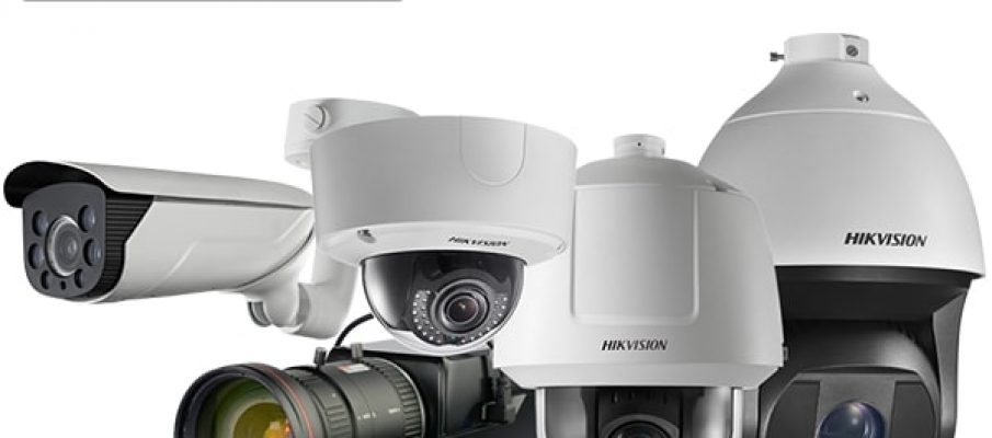 Hikvision DarkFighter Network Cameras