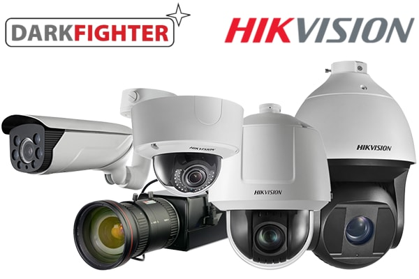 Hikvision DarkFighter Network Cameras