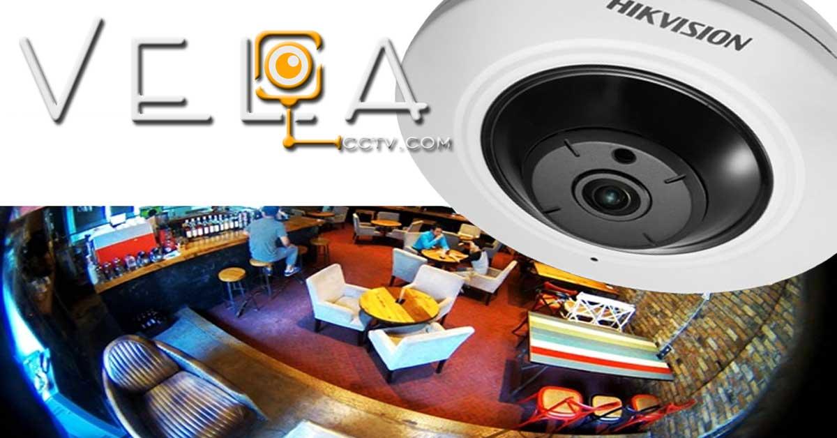 hikvision panaromic camera