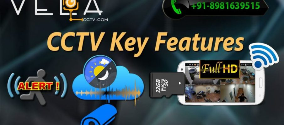 cctv key features