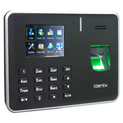 essl  k21 pro  identix series biometric time and attendance