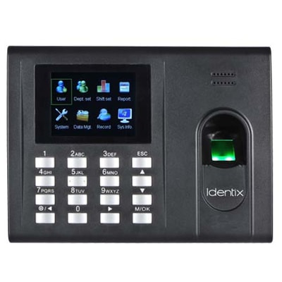 essl  k30 pro identix series biometrics-rfid time and attendance