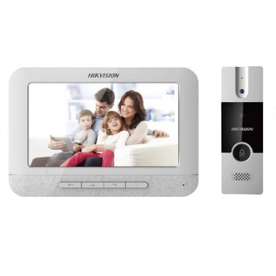 hikvision ds-kis201 analog video door phone