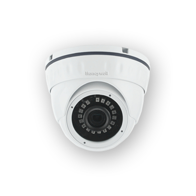 honeywell 2mp 1080p 20m ir ahd dome camera